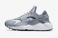 "Женские кроссовки Nike Air Huarache ""Grey Neoprene"""
