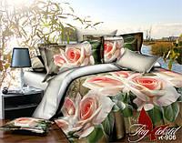 Двуспальный комплект постельного белья ранфорс R906 ТM TAG