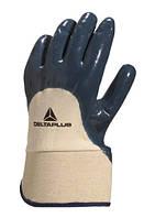Перчатки NI170 с нитриловым покрытием. Крага 6 см