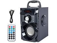 Портативная колонка Overmax Soundbeat 2.0 + пульт набор 3в1