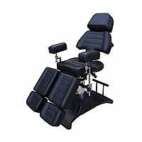 Кресло педикюрно-косметологическое гидравлическое LS-232