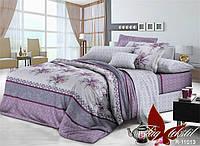 Двуспальный комплект постельного белья ранфорс R11013 ТM TAG