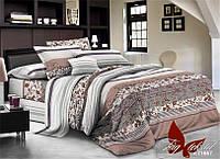 Двуспальный комплект постельного белья ранфорс R71657 ТM TAG