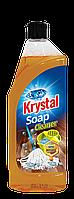 Моющее средство для мытья паркета с пчелиным воском 750 мл KRYSTAL