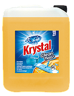 Моющее средство для мытья паркета5 л KRYSTAL