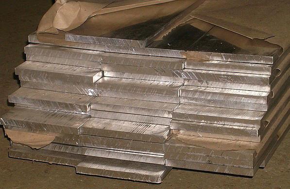 Алюминиевая шина 90 х 50 мм 2017 (Д1Т)