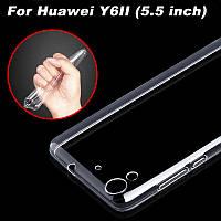 Ультратонкий чехол для Huawei Y6 II (Y6 2)