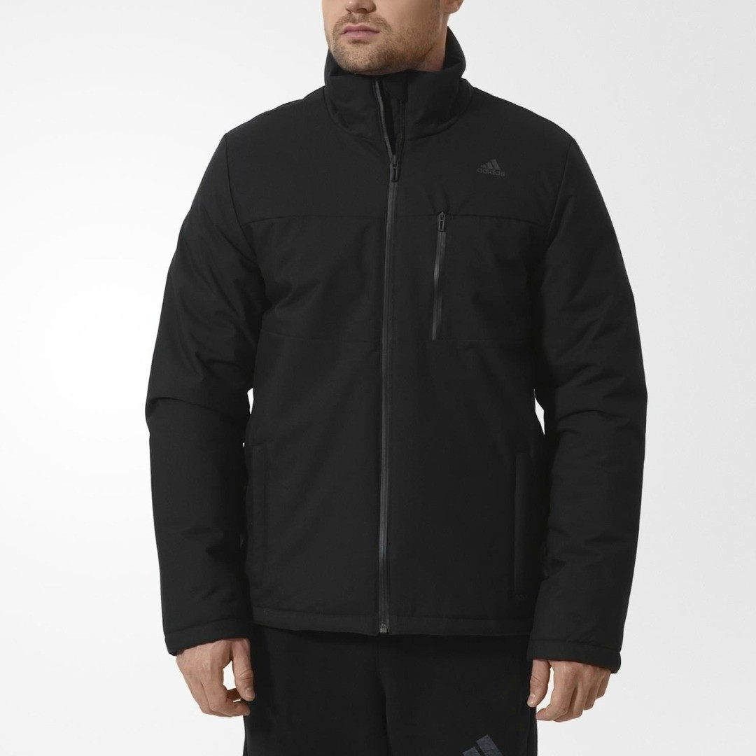 Куртка спортивная мужская зимняя adidas PAD JKT CASUAL AA1392 адидас