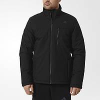 Куртка спортивная мужская зимняя adidas PAD JKT CASUAL AA1392 адидас S
