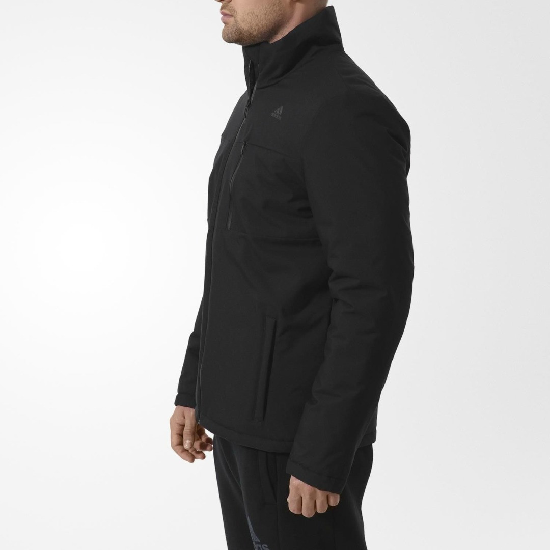 96ca861f Куртка спортивная мужская зимняя adidas PAD JKT CASUAL AA1392 адидас, ...