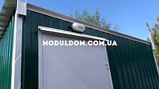 Модульний офис (5 х 2.5 м.) под ключ, на основе цельно-сварного металлокаркаса., фото 2