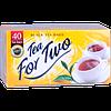 """Чай черный пакетированный """"Tea For Two"""" 100 пакетиков"""