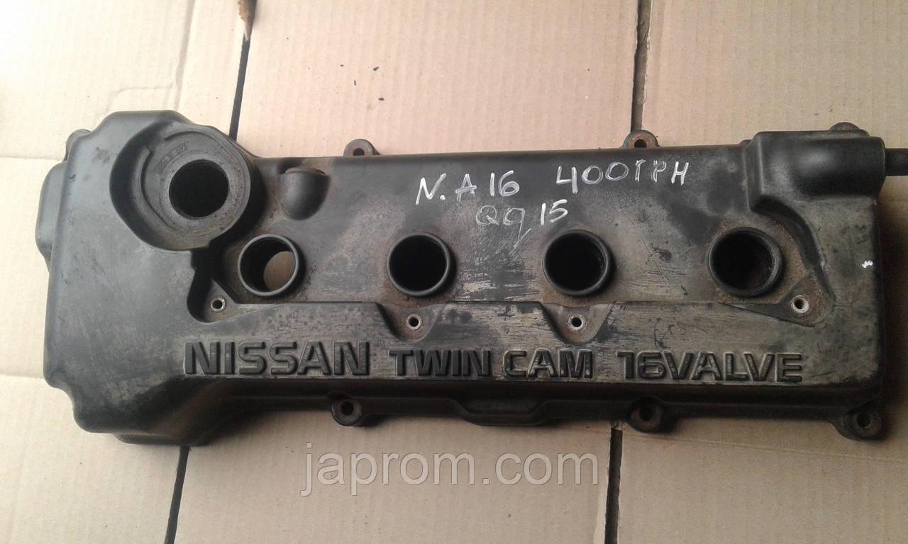 Крышка головки блока (клапанная) Nissan Almera N16 2000-2006г.в QG15