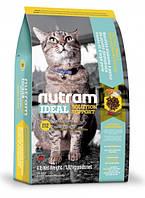 Nutram Ideal Solution Support® WeightControlCatFood Для взрослых котов,склонных к ожирению курица+овсянка 1,8