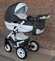 Детская коляска Riko Brano Ecco (2 в 1) Stone