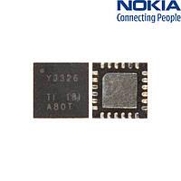 Микросхема управления DUAL SIM LFH1001/4377528 для Nokia 200 Asha, оригинал