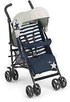 Прогулочная коляска-трость Cam Flip Синий в полоску (847 - 80)
