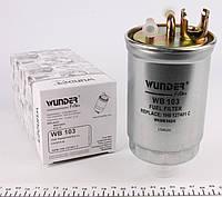 Фильтр топливный Т4 1.9-2.5TDI WUNDER - Германия