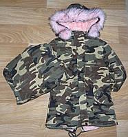 Куртка утепленная для девочек оптом Nature 2/3-12/13 лет. № RSB-4898