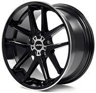 Литые диски Autec Contest R18 W8.5 PCD5x112 ET25 DIA70.1 (black polished)