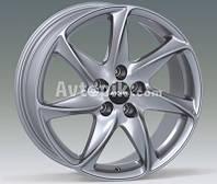 Литые диски Ronal R51 Basis R20 W8.5 PCD5x130 ET50 DIA71.6 (jet black front diamond cut)