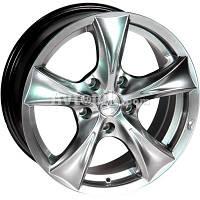 Литые диски Replica Peugeot (683) R17 W7 PCD4x108 ET20 DIA73.1 (HS)