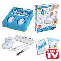Набор для педикюра Ped Egg + Ped Shaper (18 предметов), фото 1