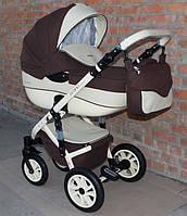 Детская коляска Riko Brano Ecco (2 в 1) Lila