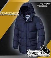 Куртка Braggart с тёплым капюшоном