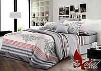 Семейный комплект постельного белья ранфорс R1350 ТМ TAG