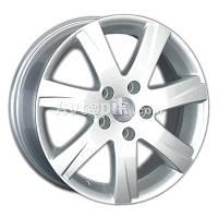 Литые диски Replay Peugeot (PG42) R16 W6.5 PCD5x108 ET46 DIA65.1 (silver)