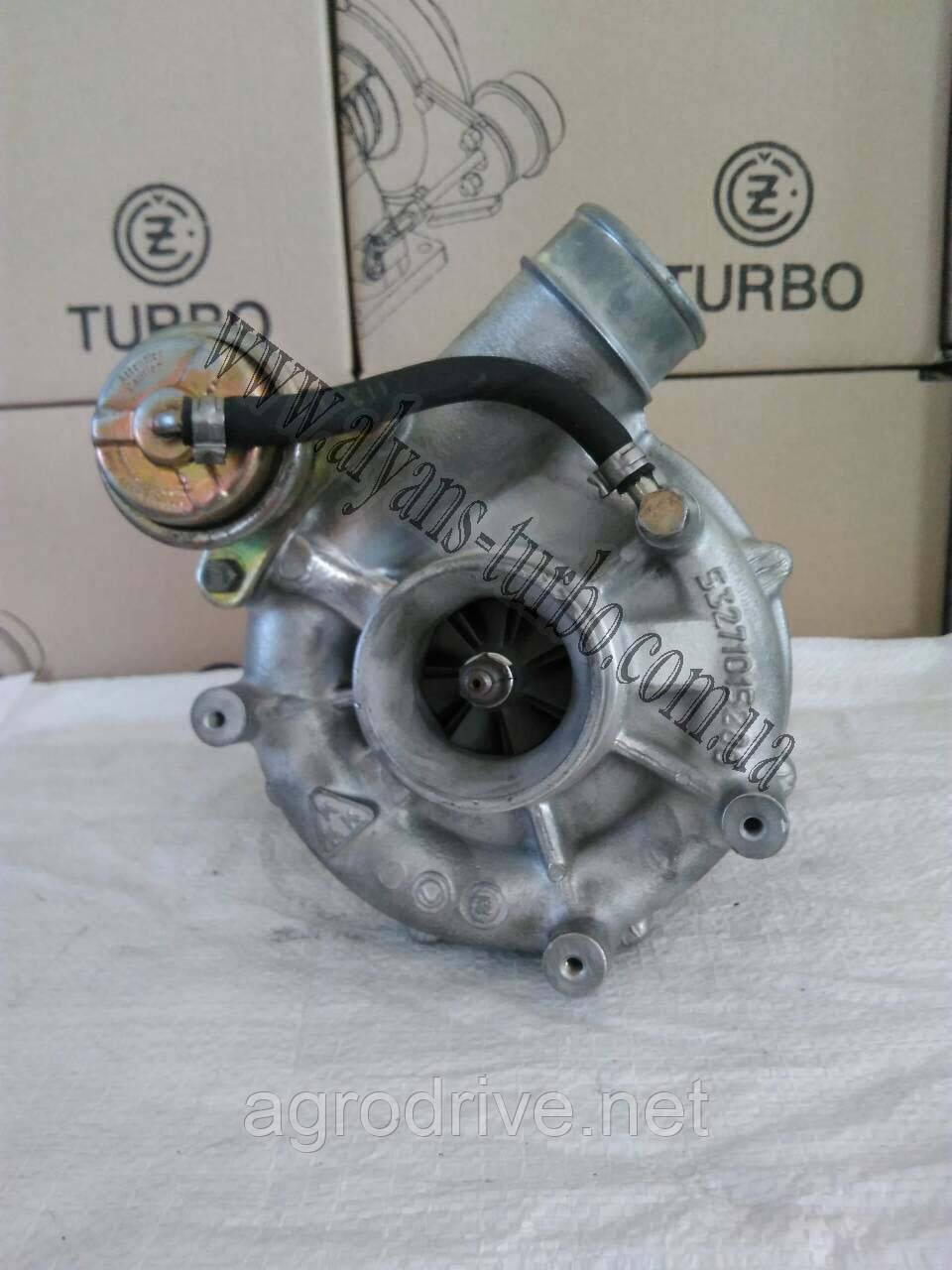 Восстановленная турбина MAN L 2000 / MAN LE 2000, фото 1