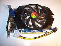 Gigabyte GeForce GTX650 1Gb DDR5  Полностью рабочая!