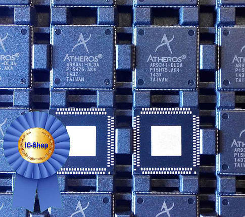 Микросхема - AR9341-DL3A Оргинал!!! не китай!!!, фото 2