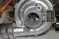 Восстановленная турбина Renault Fluence 1.5 dCi / Renault Megane III 1.5 DCI, фото 1