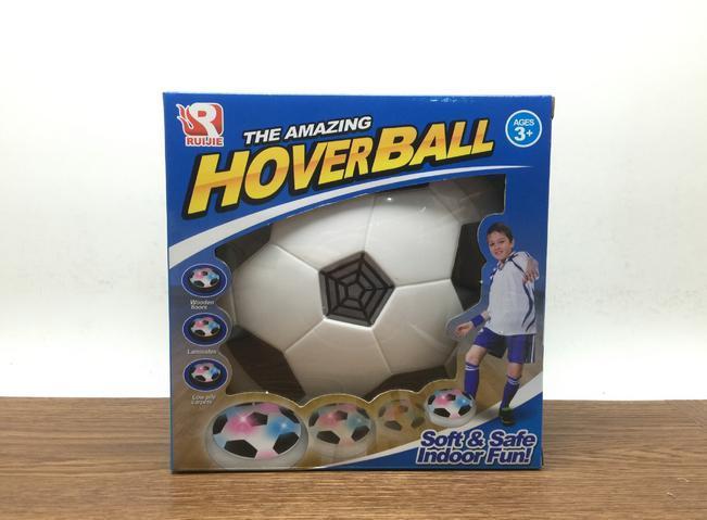 Оригинал мяч Hover ball светящийся