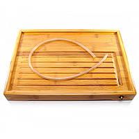 Стол для чайной церемонии 36,5х26,5х4 см (30809)