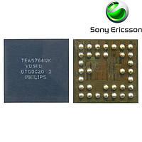 Микросхема управления радио TEA5764UK 34pin для Sony Ericsson D750/K750/K790, оригинал
