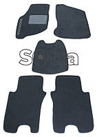 Автоковрики Eco Plus 8mm Black для Honda Jazz / Fit (mkII) 2002-2004