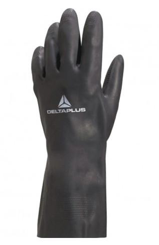 Перчатки химически стойкие DELTA PLUS TOUTRAVO VE509 - ПП «АБРАЗИВ» в Львове