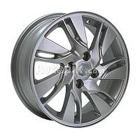 Литые диски Replay Toyota (TY194) R15 W5.5 PCD4x100 ET45 DIA54.1 (silver)