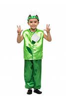 Карнавальный костюм Подснежника для мальчика 3-8 лет (Украина) купить оптом в Одессе на 7 км