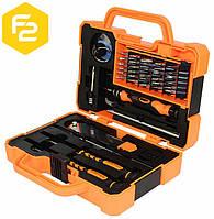 Набор инструментов (45 в 1) для ремонта электроники универсальный Jakemy JM-8139