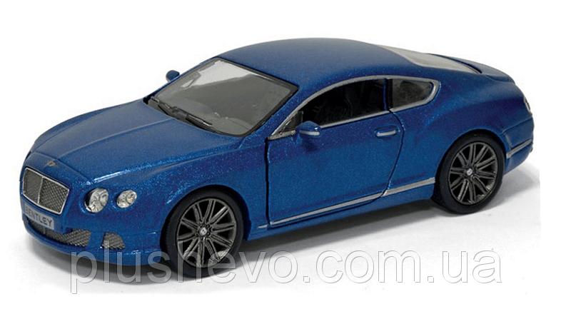 Металлическая модель kinsmart Bentley Continental GT