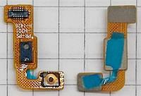 Шлейф для мобильного телефона Lenovo P780 с кнопкой включения, датчиком приближения