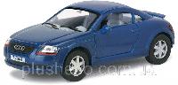 Металлическая модель kinsmart Audi TT Coupe