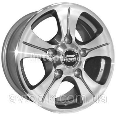 Литые диски Premium H407 R17 W8 PCD5x150 ET45 DIA110.1 (GMF)
