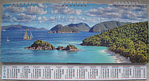 Планінг календар, планер настільний 2021 рік