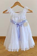 Нарядное платье для девочки на 5 . Laura Ashley