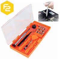 Набор инструментов для ремонта смартфонов (26 в 1), Jakemy JM-8144